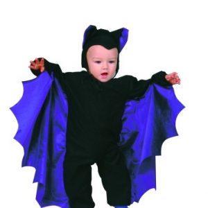 Baby Bat Costume - Purple Wings