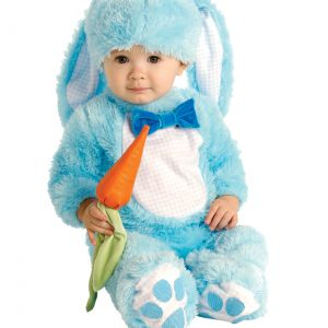Baby Blue Bunny Costume