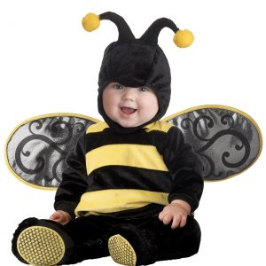 Baby Bumble Bee Costume