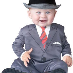 Baby Businessman Costume