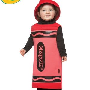 Baby Crayola Crayon Costume - Red
