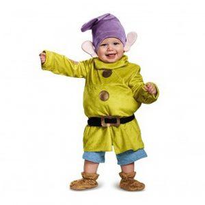 Baby Deluxe Dopey Costume
