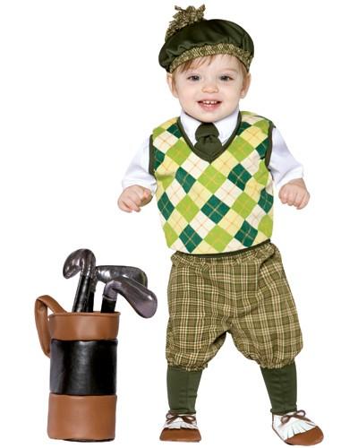 Baby Golfer Costume
