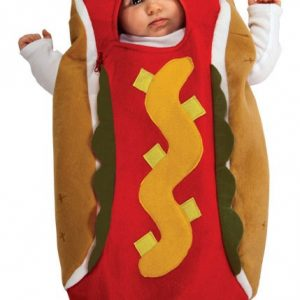 Baby Hot Dog Costume