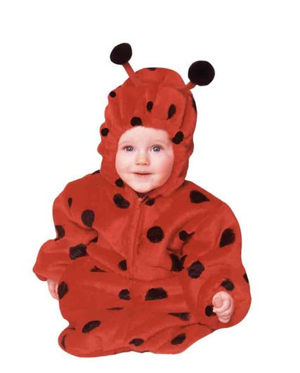 Baby Lady Bug Costume