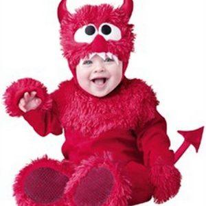 Baby Lil Devil Costume