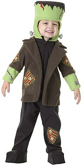 Baby Lil Frankie Costume