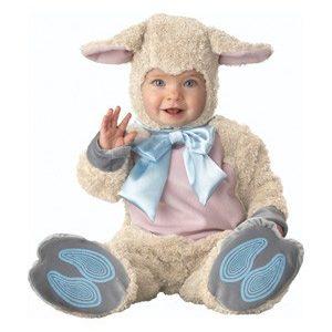 Baby Lil Lamb Costume