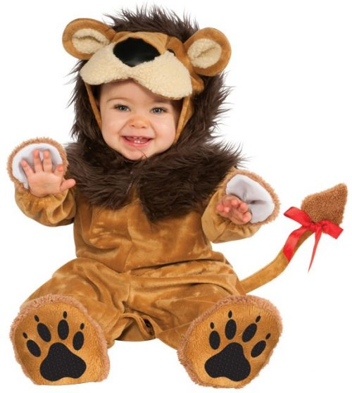 Baby Lil Lion Costume