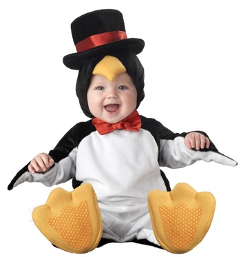 Baby Lil Penguin Costume