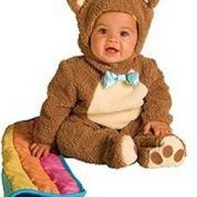 Baby Oatmeal Bear Costume