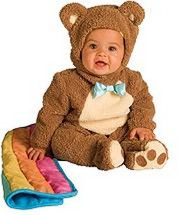 Baby Oatmeal Bear Costume