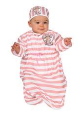 Baby Pink Convict Costume
