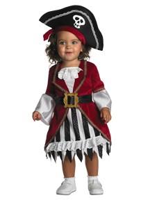 Baby Pirate Princess Costume