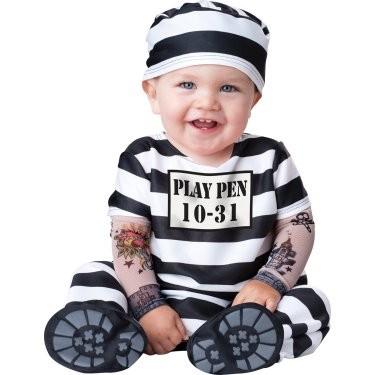 Baby Prisoner Costume
