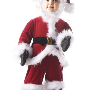 Baby Santa Claus Costume
