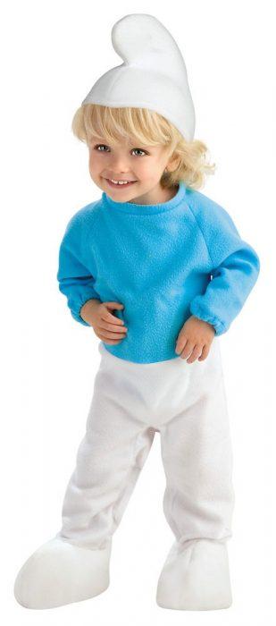 Baby Smurf Costume