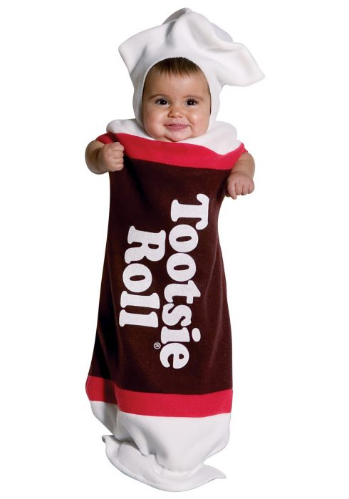 Baby Tootsie Roll Costume