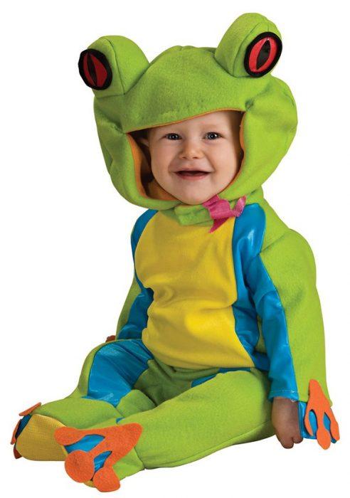 Baby Tree Froggie Costume