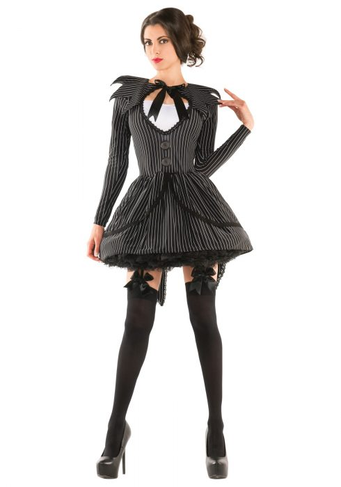 Bad Dreams Babe Adult Costume