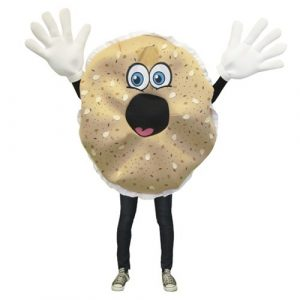 Bagel Mascot