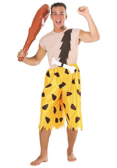 Bamm-Bamm Adult Costume