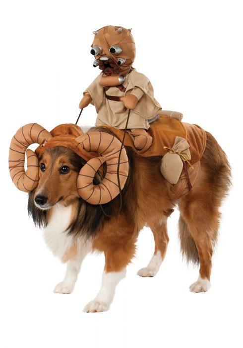 Bantha Pet Costume