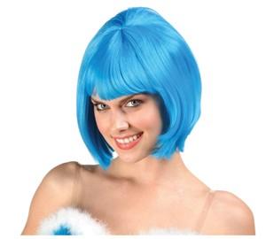 Barbara Ann Bob Wig - Blue