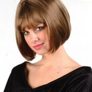 Barbara Ann Bob Wig - Brown