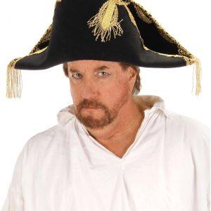 Barbossa Adult Pirate Hat