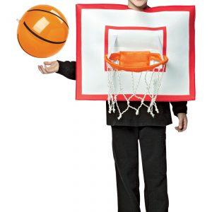 Basketball Hoop Kids Costume