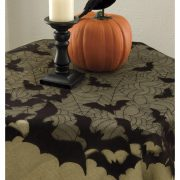 Bat Round Table Topper