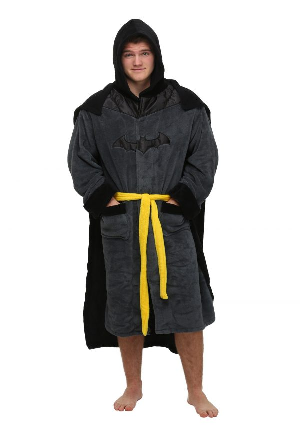 Batman Caped Bathrobe