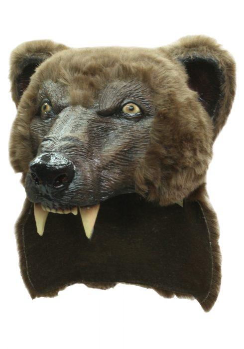 Bear Hood/Mask