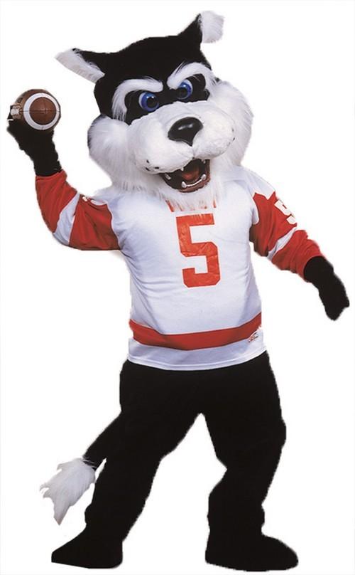 Bearcat Mascot Costume