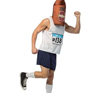 Beer Run Costume