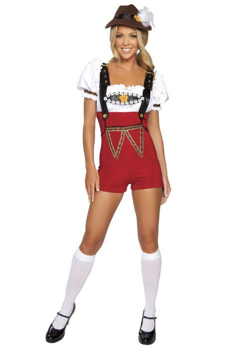 Beer Stein Babe Costume