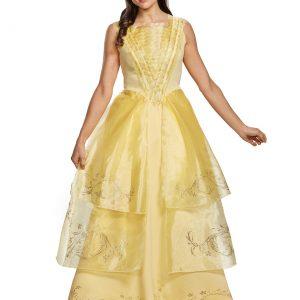 Belle Ball Gown Deluxe Women's Costume