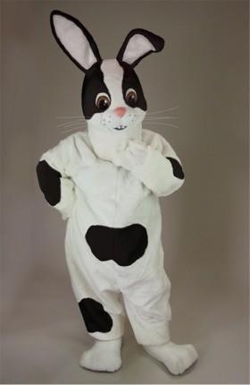 Bernie Rabbit Mascot Costume