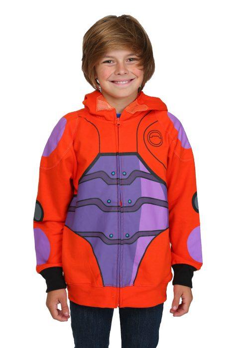 Big Boy's Big Hero 6 Costume Hoodie