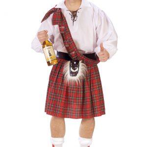 Big Shot Scot Costume