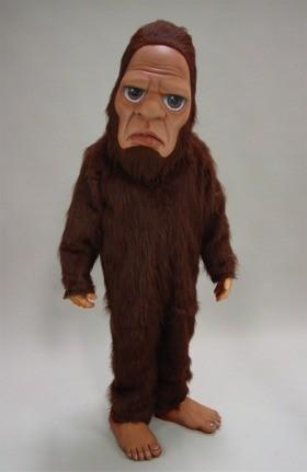 Bigfoot Mascot Costume