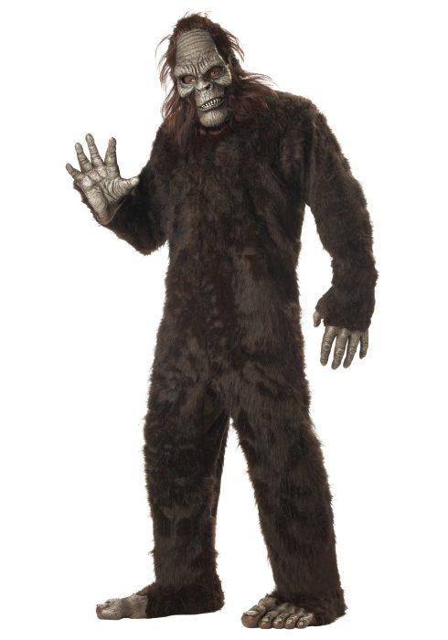 Bigfoot Plus Size Costume