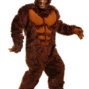Bigfoot Plus Size Men's Costume