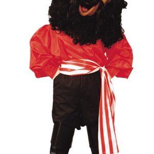 Billy Bones Pirate Mascot Costume
