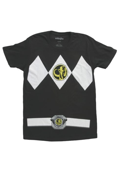 Black Power Ranger T-Shirt