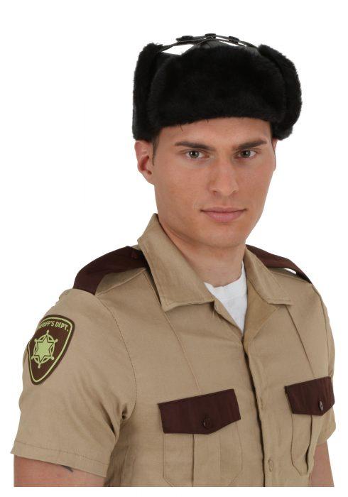 Black Trooper Hat