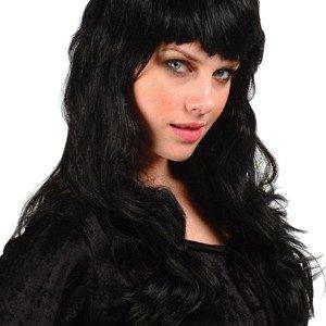 Black Vampira Wig