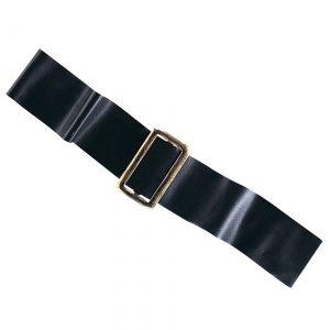 Black Vinyl 2 inch Belt