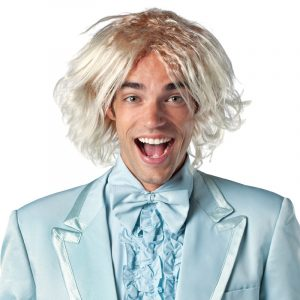 Blonde Goofball Wig